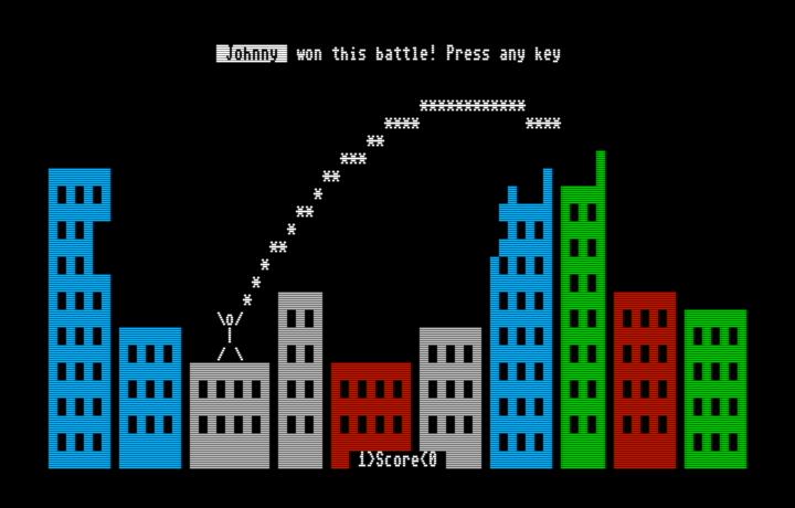 C128 version